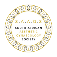 South African Aesthetic Gynaecology Society  Leading Solution for Optimal Feminine Wellness at Any Age saags logo 200x200